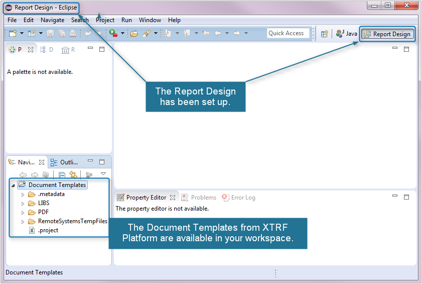 Customizing Your BIRT-4 Document Template - XTRF Help - XTRF