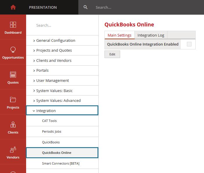 Quickbooks Integration Api
